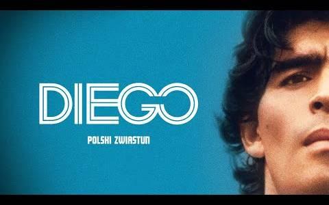 Diego/ Diego maradona(2019) - zwiastuny | Kinomaniak.pl