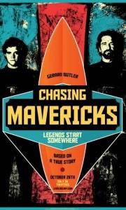Wysoka fala online / Chasing mavericks online (2012)   Kinomaniak.pl