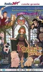 Księżniczka na ziarnku grochu online / Princess and the pea, the online (2002) | Kinomaniak.pl