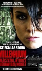 Millennium: mężczyśni, którzy nienawidzą kobiet online / Män som hatar kvinnor online (2009)   Kinomaniak.pl