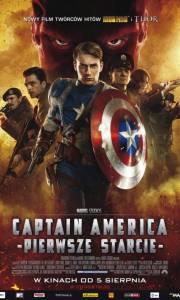 Captain america: pierwsze starcie online / Captain america: the first avenger online (2011)   Kinomaniak.pl