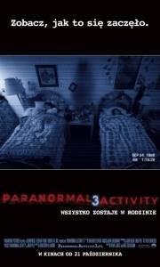 Paranormal activity 3 online (2011)   Kinomaniak.pl