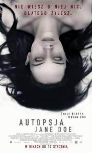 Autopsja jane doe online / Autopsy of jane doe, the online (2016)   Kinomaniak.pl