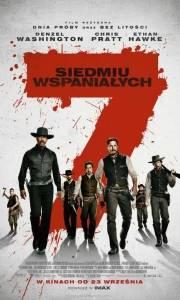 Siedmiu wspaniałych online / Magnificent seven, the online (2016) | Kinomaniak.pl