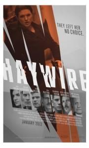 Ścigana online / Haywire online (2011)   Kinomaniak.pl