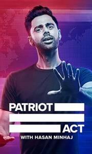 Być patriotą - zaprasza hasan minhaj online / Patriot act with hasan minhaj online (2018-) | Kinomaniak.pl