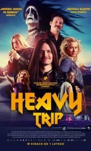 Heavy trip online / Hevi reissu online (2018)   Kinomaniak.pl