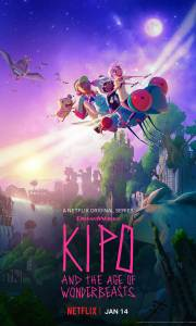 Kipo i dziwozwierze online / Kipo & the age of wonderbeasts online (2020) | Kinomaniak.pl
