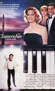 Wszystko jest możliwe online / Chances are online (1989) | Kinomaniak.pl