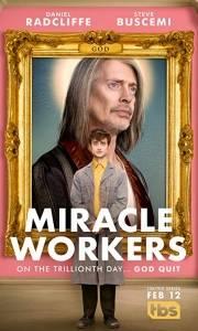 Cudotwórcy online / Miracle workers online (2019-) | Kinomaniak.pl
