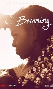Becoming. moja historia online / Becoming online (2020) | Kinomaniak.pl