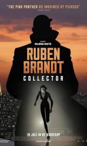 Ruben brandt, kolekcjoner online / Ruben brandt, a gyűjtő online (2018) | Kinomaniak.pl