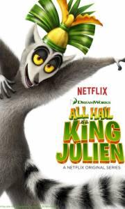 Niech żyje król julian online / All hail king julien online (2014-2017) | Kinomaniak.pl