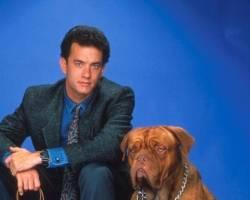 Tom Hanks, Turner i Hooch