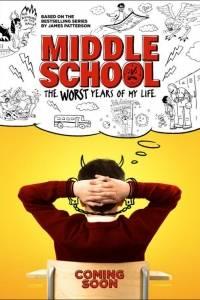 Middle school: the worst years of my life online (2016) | Kinomaniak.pl