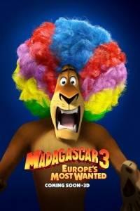 Madagaskar 3/ Madagascar 3: europe's most wanted(2012)- obsada, aktorzy | Kinomaniak.pl