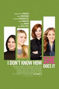 Jak ona to robi? online / I don't know how she does it online (2011) | Kinomaniak.pl