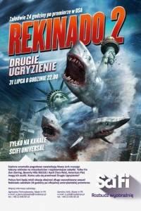 Rekinado 2: drugie ugryzienie online / Sharknado 2: the second one online (2014) | Kinomaniak.pl