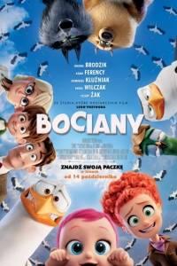 Bociany/ Storks(2016) - zwiastuny | Kinomaniak.pl