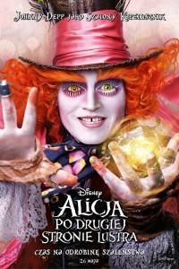 Alicja po drugiej stronie lustra online / Alice through the looking glass online (2016) | Kinomaniak.pl