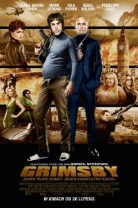 Grimsby online / Brothers grimsby, the online (2016) | Kinomaniak.pl