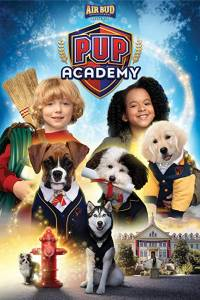 Psia akademia online / Pup academy online (2019)   Kinomaniak.pl