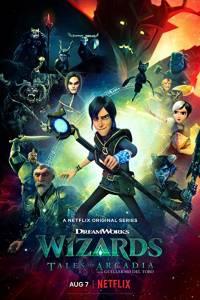 Czarodzieje: opowieści z arkadii online / Wizards online (2020) | Kinomaniak.pl