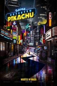 Pokémon: detektyw pikachu online / Pokémon detective pikachu online (2019)   Kinomaniak.pl