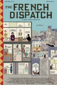 Kurier francuski z liberty online / The french dispatch online (2020) | Kinomaniak.pl