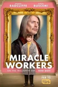 Cudotwórcy online / Miracle workers online (2019)   Kinomaniak.pl