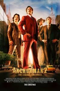 Legenda telewizji 2: kontynuacja online / Anchorman: the legend continues online (2013) - fabuła, opisy | Kinomaniak.pl